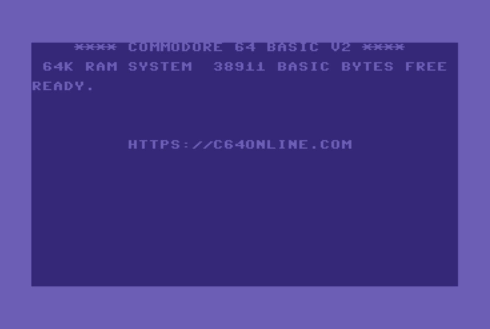 C64 online